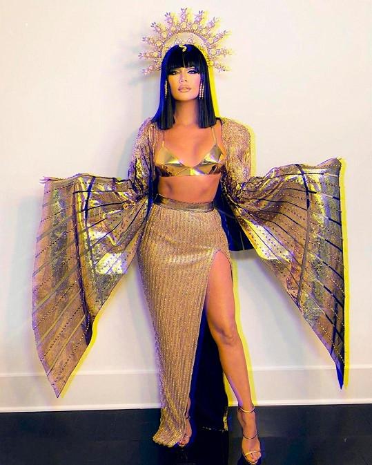 Khloé Kardashian vyvrátila spekulace o těhotenství.