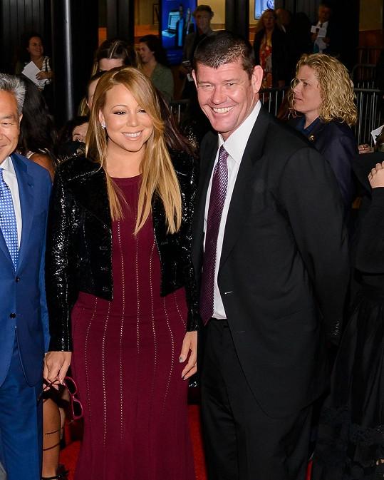 Mariah Carey si našla bohatého partnera.
