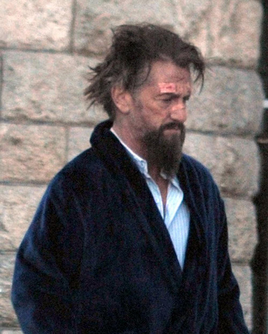 Sean Penn v novém filmu The Professor and the Madman