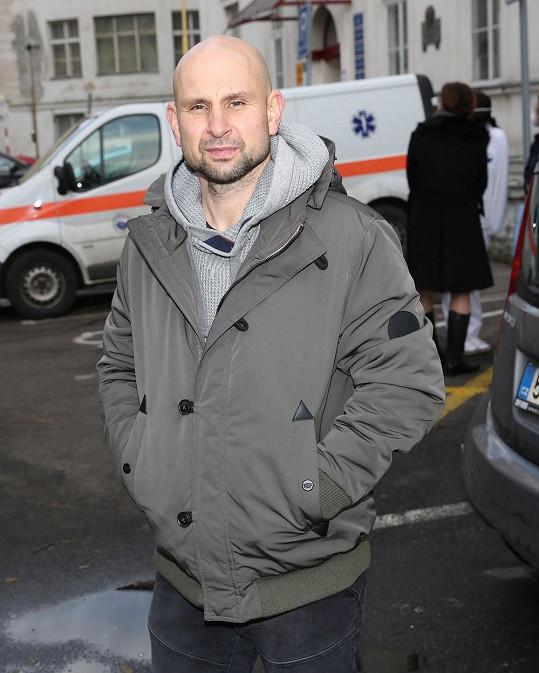 Herec z Ulice Tomáš Dastlík se letos stal dvojnásobným tátou. V listopadu se mu narodil syn Štěpán.