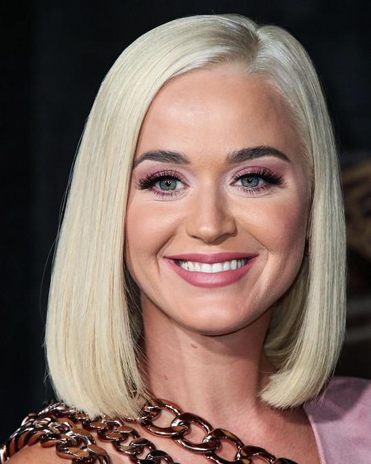 Zpěvačka Katy Perry získala 90,08 %.