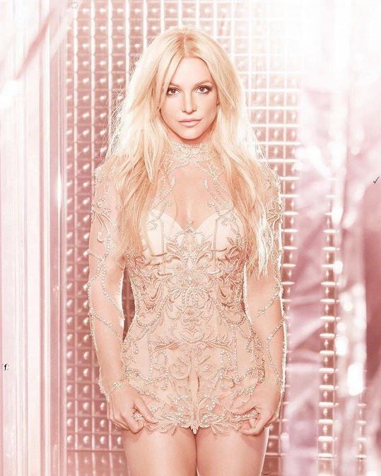 A ještě jedna Britney jako růžová víla