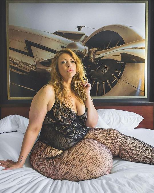 Dnes je úspěšnou modelkou a influencerkou.
