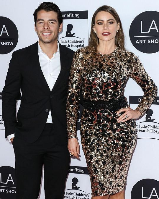 Sofia Vergara má z prvního manželství dospělého syna Manola.