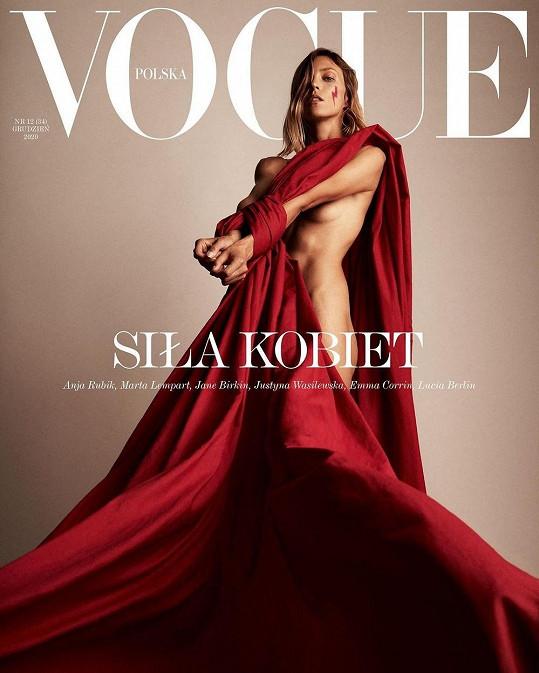 Modelka nafotila sexy snímky.