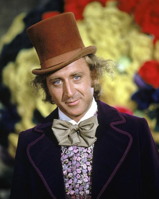 Jedním z jeho předchůdců byl Gene Wilder, ten ztvárnil Wonku ve filmu Pan Wonka a jeho čokoládovna.