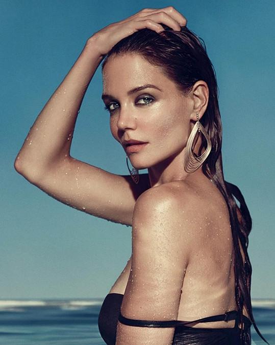 Bývalá manželka Toma Cruise v nové kampani šperkařské firmy.