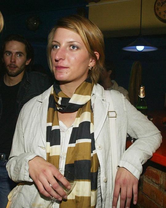 Anna Polívková si moc nepotrpěla na svou vizáž.