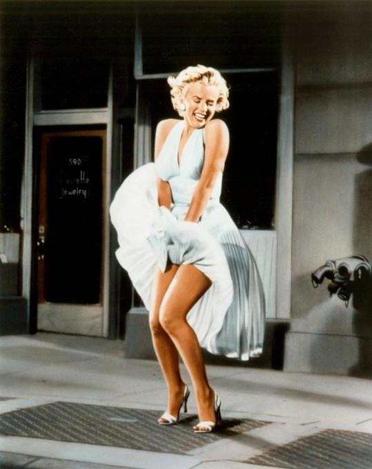 Marilyn Monroe ve Slaměném vdovci