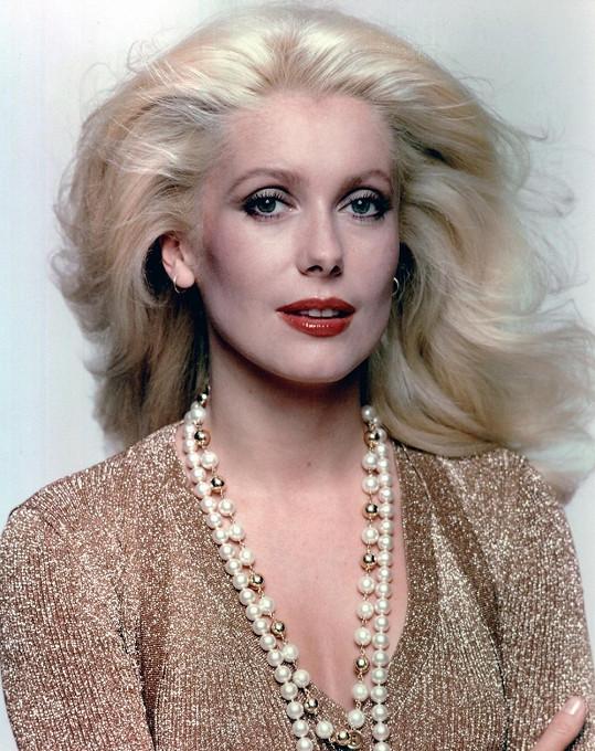 Takhle vypadala Catherine v 70. letech.