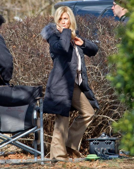 Jennifer Aniston a její nový účes