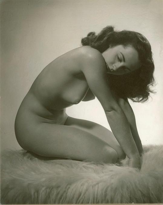 Liz Taylor na fotce, která spatřila světlo světa až po její smrti.