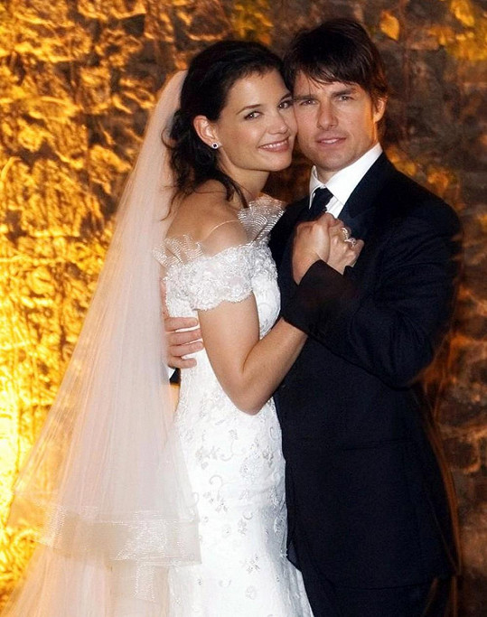 Tom Cruise s Katie Holmes