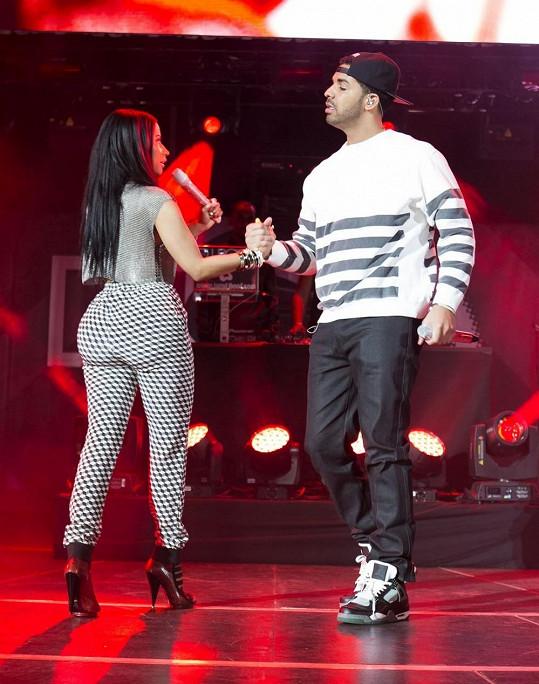 Nicki Minaj s Drakem