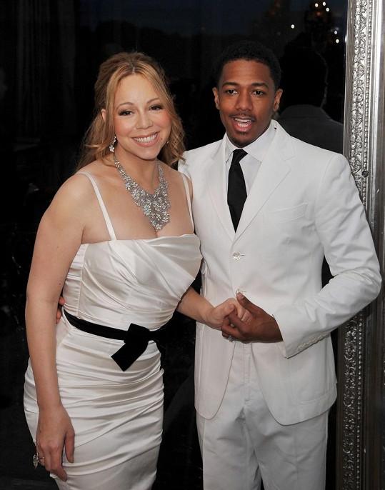 Cannon a Mariah Carey
