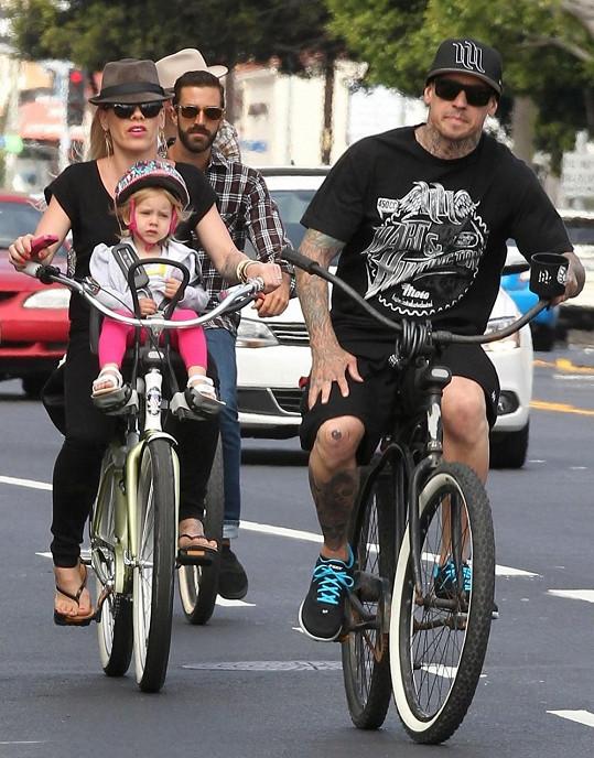 Rodinka na kolech