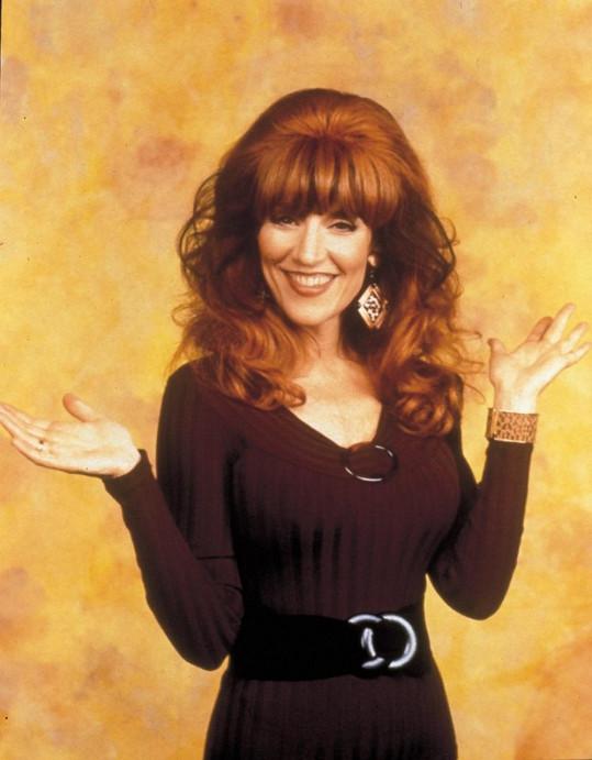 Katey Sagal se jako Peggy Bundová poprvé objevila v roce 1987.