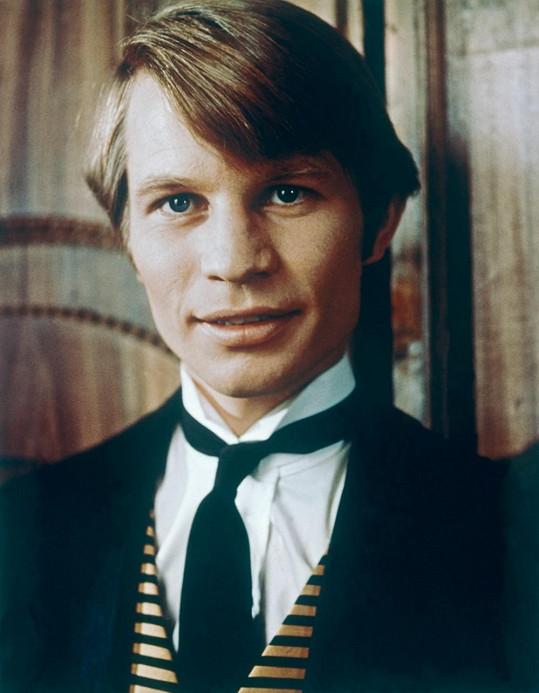 Michaelova fotka ze 70. let.