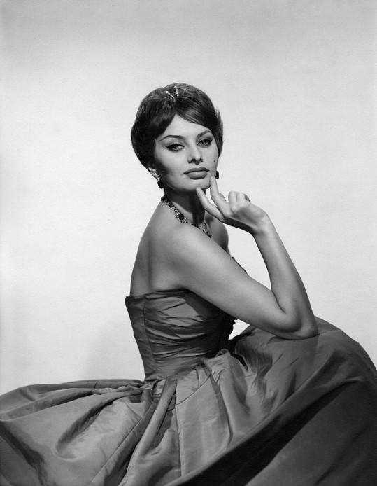 Sophia Loren v roce 1959