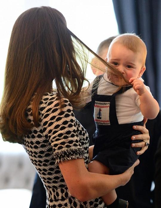Malý princ je opravdu kouzelné dítko.