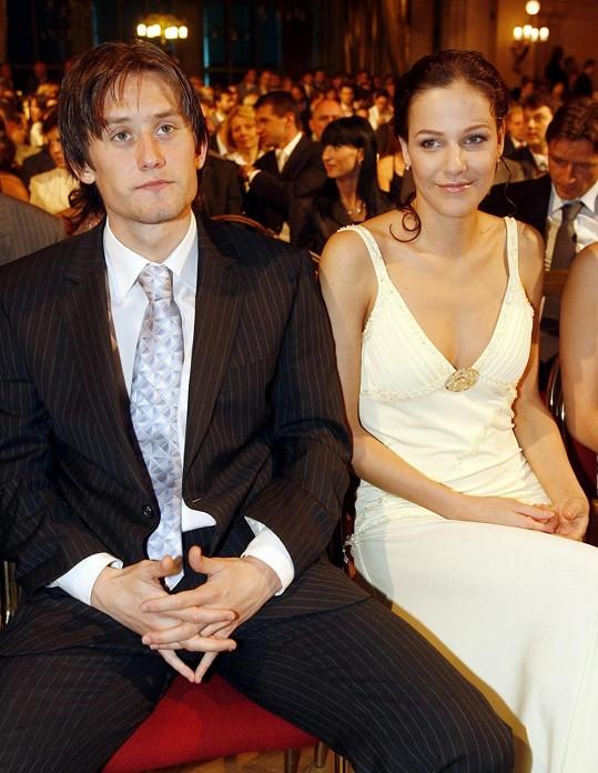Radka a Tomáš se těší na svého prvního potomka.