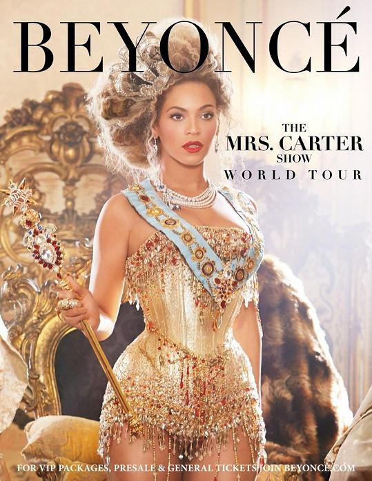 Beyoncé své turné zahájí 15. dubna v Bělehradě.