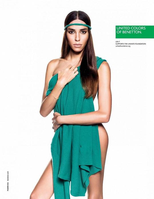 Brazilka Lea T