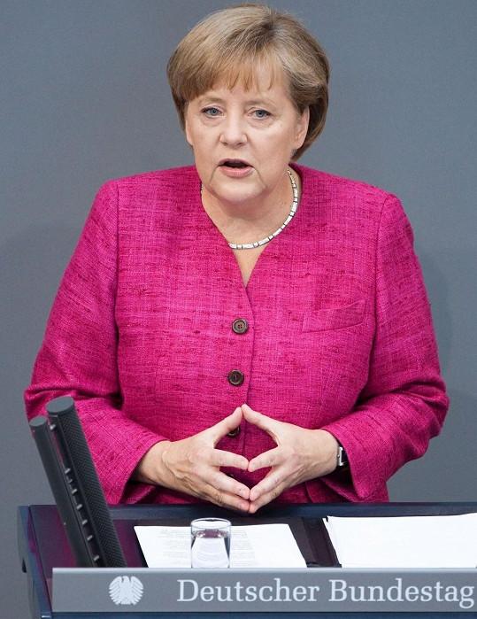 Angela Merková