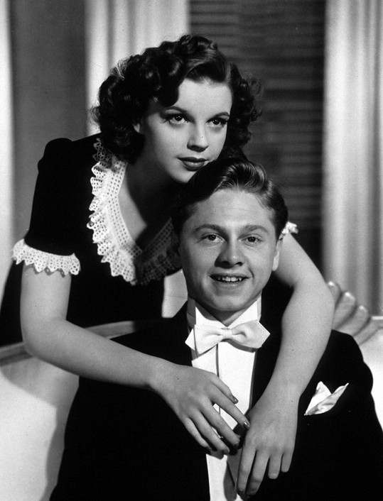 S blízkou kamarádkou Judy Garland, jejíž předčasný odchod nikdy nerozdýchal.