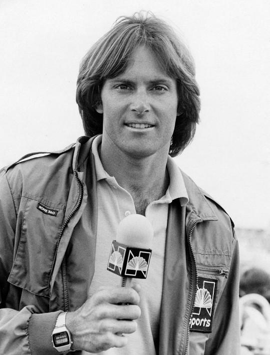 Bruce Jenner býval vrcholový sportovec a velký fešák.