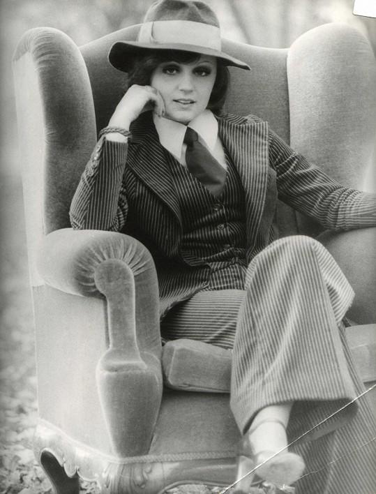 Začátek sólové kariéry v roce 1978. V rádiích zněla tehdy písnička Motorest.