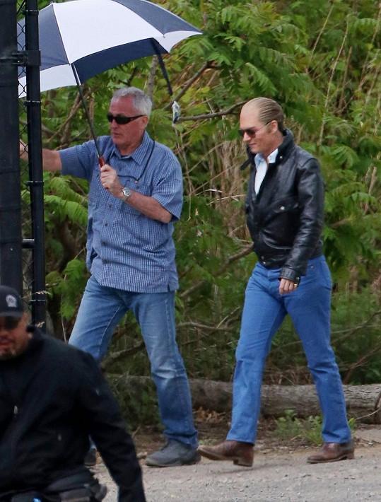 Depp se představí v novém filmu jako několikanásobný vrah.
