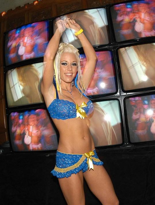 Kendra v roce 2006 na vrcholu slávy