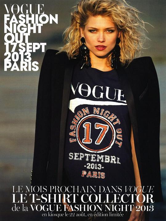 Speciální projekt Vogue Paris Fashion Night Out