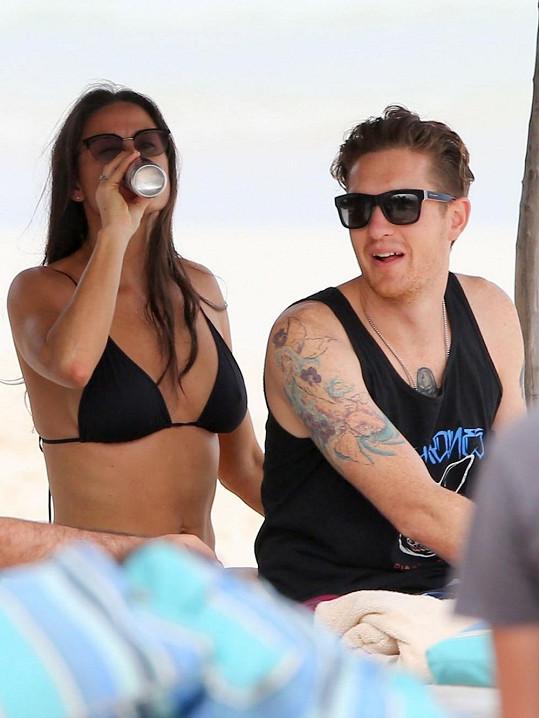 Demi Moore a její nový zajda