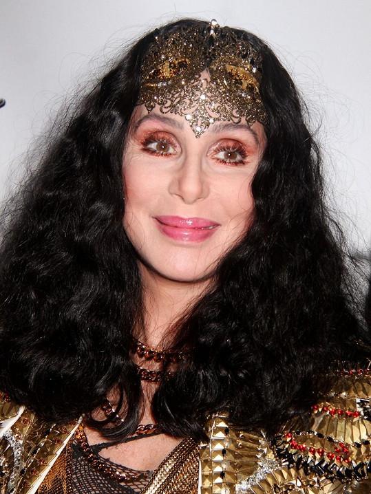 Cher představila novou píseň na Pride Weeku v New Yorku.