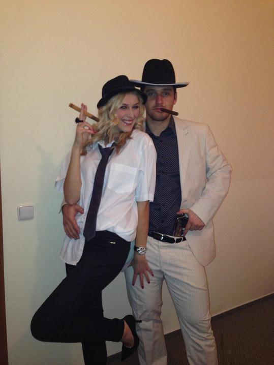 Zorka Kepková a Míra Hejda se sladili.