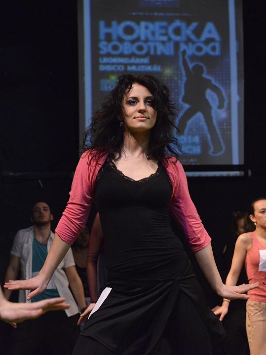 O hlavní ženskou roli bojuje i Markéta Procházková.