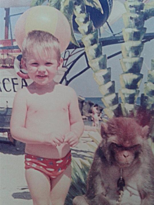 Užil si krásné dětství...