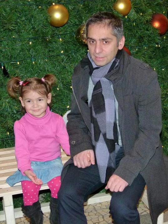 Vlasta Horváth s dcerou Lindou
