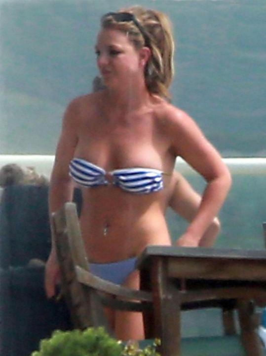 Britney Spears je ve skvělé formě už dlouho.