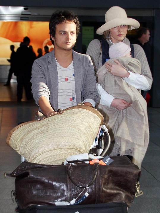 Jamie a Sophie se vzali v roce 2010 a mají spolu dcery Margot a Lyru.