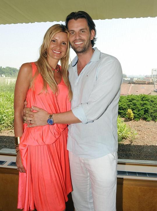 Tamara a Roman jsou krásný pár.