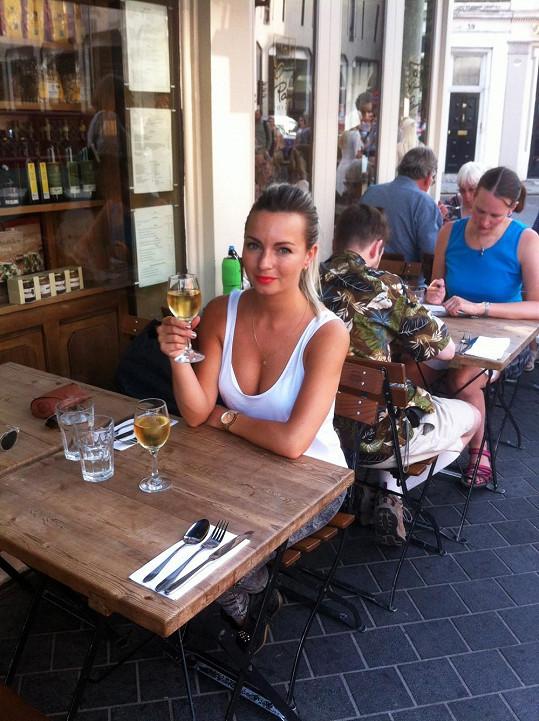 Procházky a sezení u vína ve čtvrti Chelsea