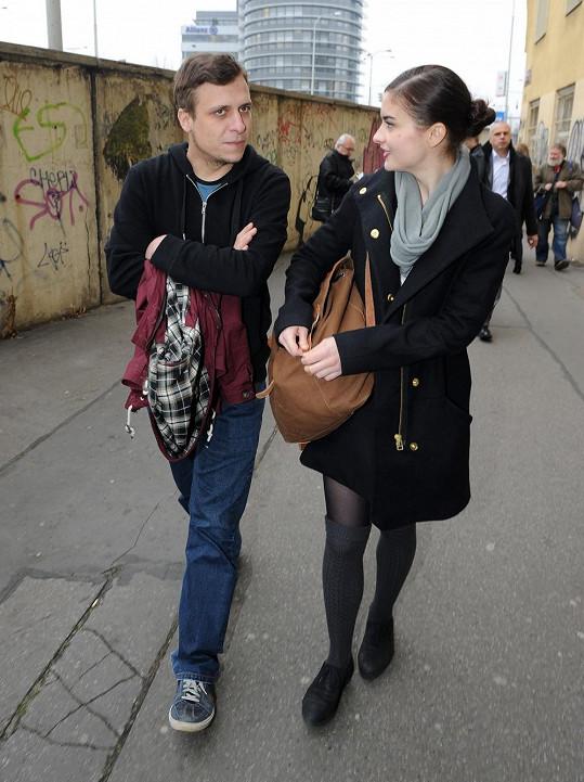 Filmový pár Eva a Tomáš