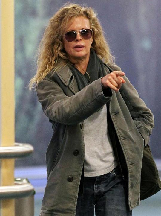 Kim Basinger patří k nejatraktivnějším herečkám starší generace.