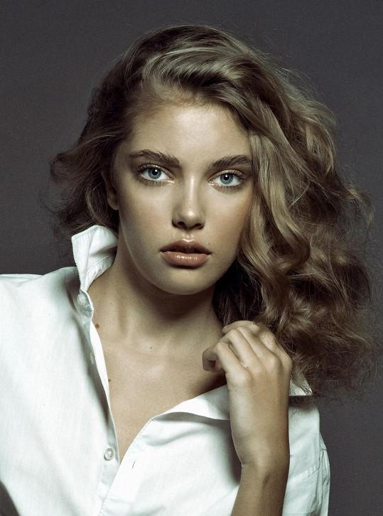 Kateřina Kozlová má před sebou slibnou kariéru.
