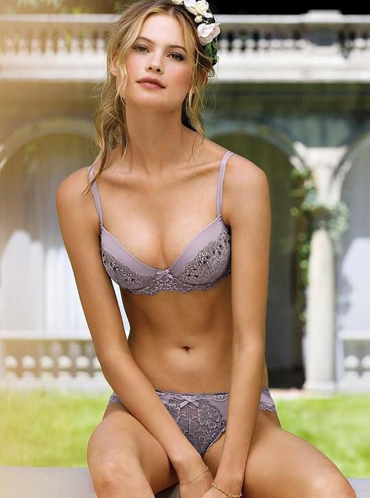 Behati Prinsloo v nové kampani svůdného spodního prádla