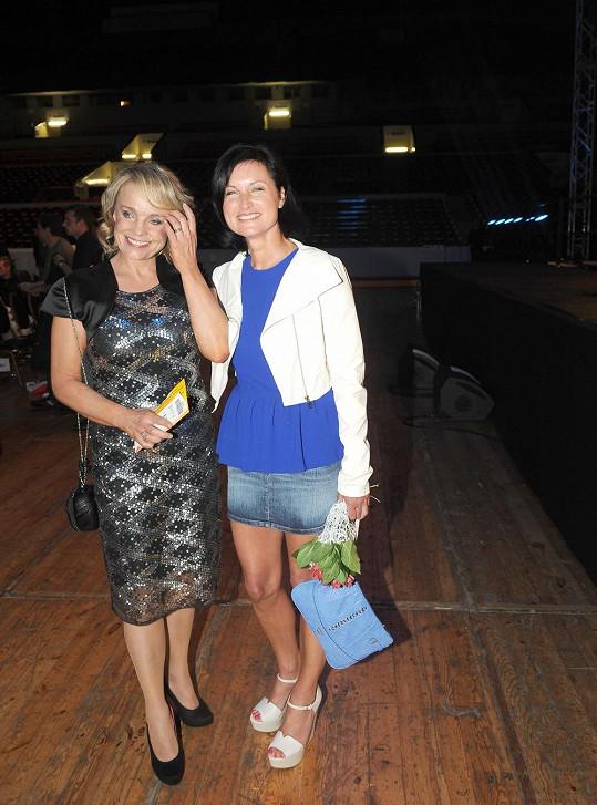 S Veronikou Jeníkovou