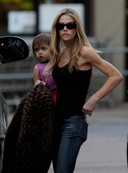 Denise Richards s dcerou.